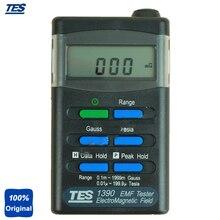 Buy TES-1391 Portable Digital ElectroSmog Tester ElectroMagnetic Field EMF Meter