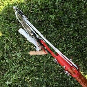 Image 4 - Wysuwane narzędzie do przycinania nożyczek wysoka gałąź drzewa Lopper nożyce na dużych wysokościach zbieranie owoców ogród trymer piła gałęzie frez