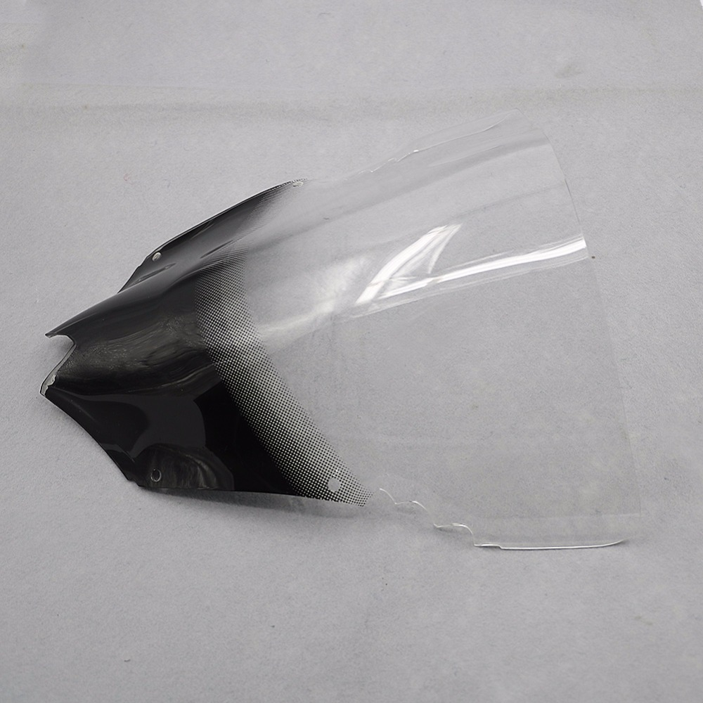 YZFR6 YZF600 08-15 Double Bubble Windscreen Windshield For Yamaha YZF-R6 YZF 2008 2009 2010 2011 2012 2013 2014 2015 Motorcycle