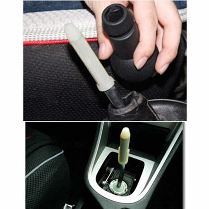 Adaptador palanca para Peugeot 106 206 207 306 307 308 Citroen Xantia Saxo C1 C2 picasso accesorios de coche