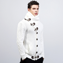 2017 Men Fashion Brand Knitted Cardigan Mens Sweaters Mens Wool Sweaterknitted Sweater