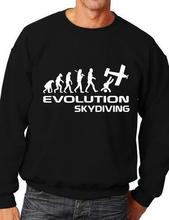 Evolution Of Sky Diving Funny Adult Unisex Sweatshirt Birthday Gift-E002 mikado uac e002