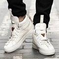 2017 Nuevos Hombres Del Estilo Británico Zapatos Casuales Zapatos de Los Hombres Altos Tops Zapatos De Hombre de Hip Hop de moda margiela Zapatos Calientes Zapatos Para Hombre