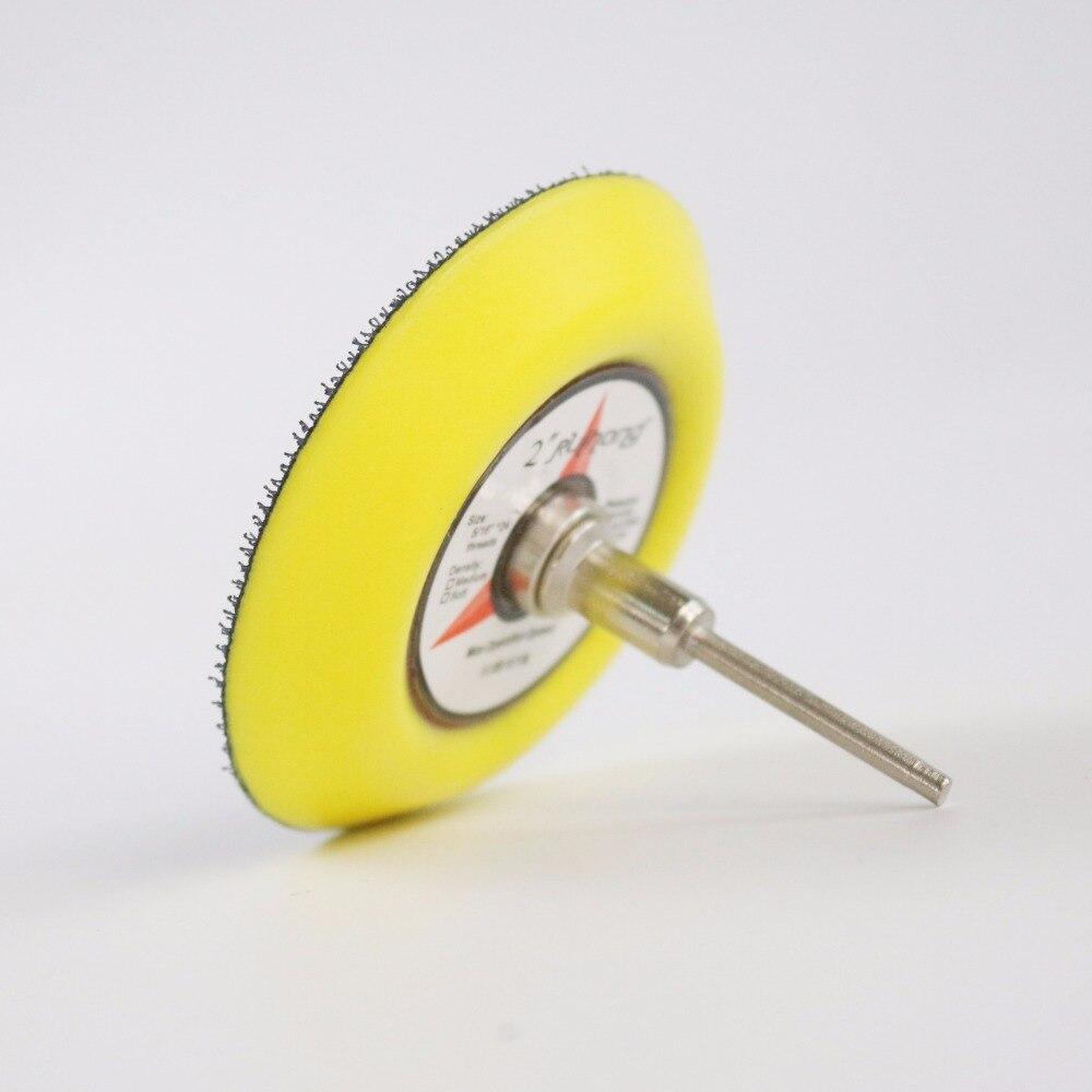 MAXMAN Disco de lijadora de 3 pulgadas Papel de lija Almohadilla - Herramientas abrasivas - foto 2
