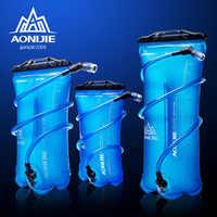 Aonijie sd16 macio reservatório de água bexiga hidratação saco pacote ciclismo corrida bebendo acampamento 1.5l/2l/3l para mochila