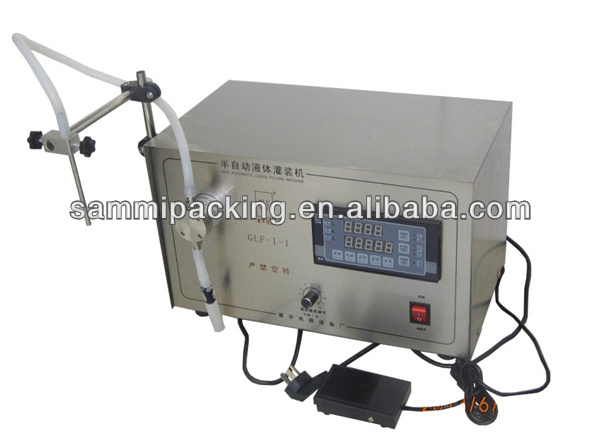 GLF-I-I ecknomy малый объем соевого масла/машина для наполнения жидкостью(2-100 мл