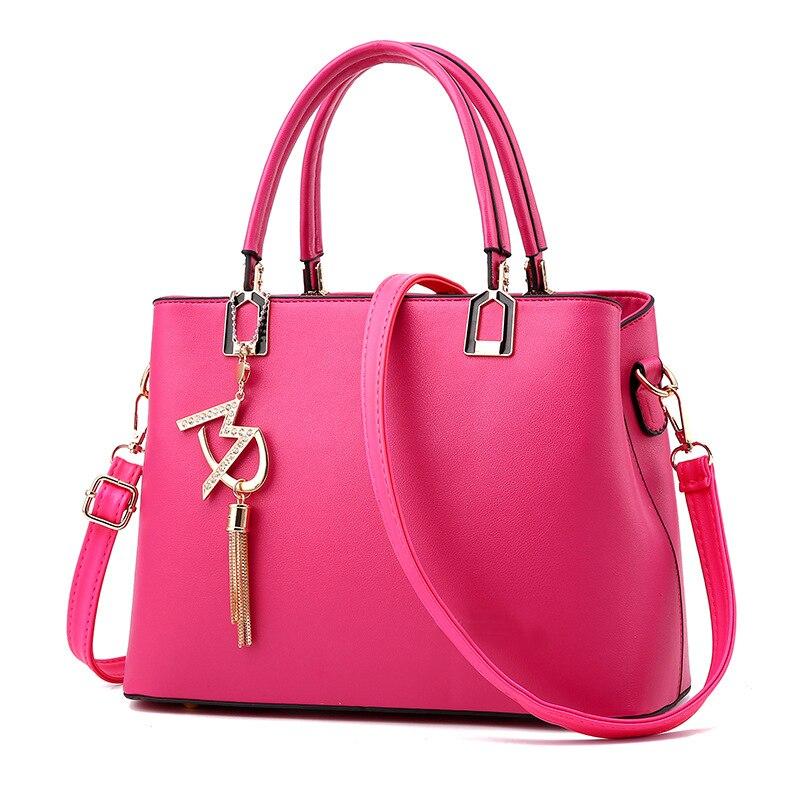 Bolsa Feminina Women Bags Handbags Women Famous Brands Shoulder Fashion Upscale Messenger Female Package Women Leather Handbags
