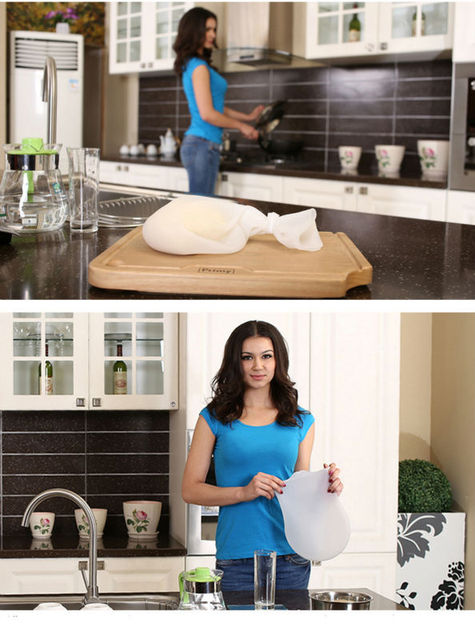 Kneading Dough Bag – Magic Kneading Dough Flour-mixing Bag