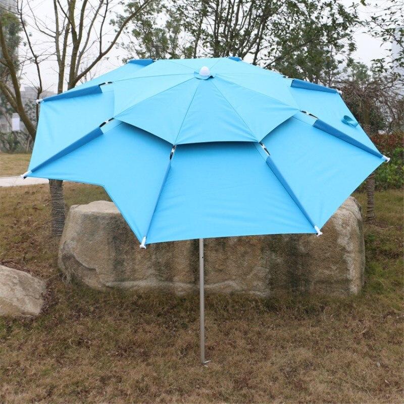 Outdoor Camping Angeln 12 typ Regenschirm 1,8 2,2 m Universal Regen beweis Sonnenschutz Strand Rest Angeln Anti Uv Sonnenschirm markise-in Sonnenschutz aus Sport und Unterhaltung bei AliExpress - 11.11_Doppel-11Tag der Singles 1