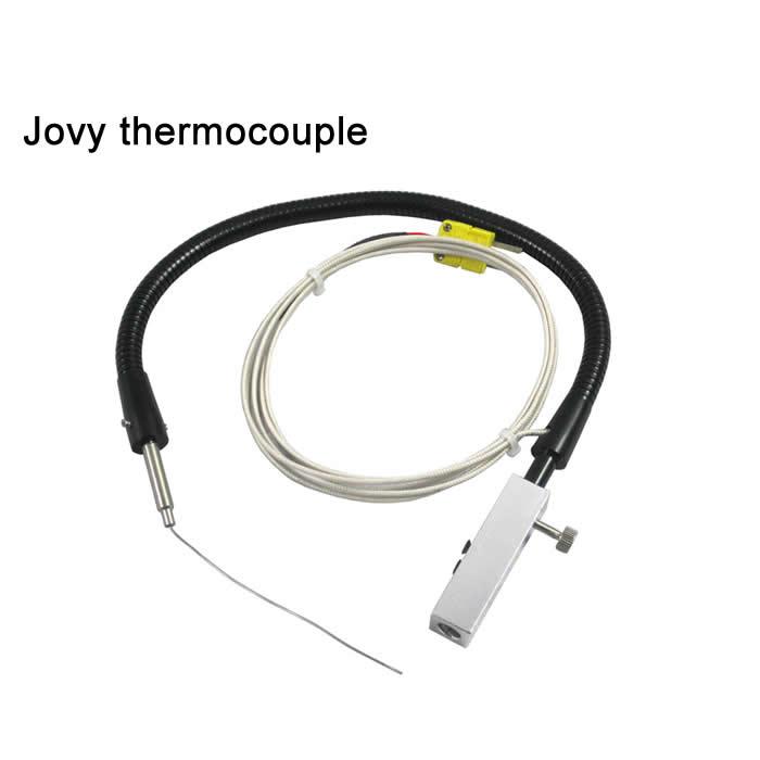 Jovy re-8500 thermocouple wire , temperature sensor wire for Jovy 8500 0 1300 cetigrade industrial thermocouple k type temperature sensor 0 1300c temperature probe
