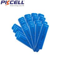12 x pkcell ifr14500 14500 600 мАч aa 32 В литий железо фосфатная