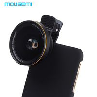 2in1 0 6x 4k HD Wide Angle Lens With Macro Lens Super Wulti Coating Lenses For