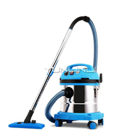 Stofzuiger 1600 W Huishoudelijke Ultra-stille Sterke Droog En Nat Blazen Drie-gebruik Traploze Snelheid Emmer Vacuüm cleaner JN202S-20L