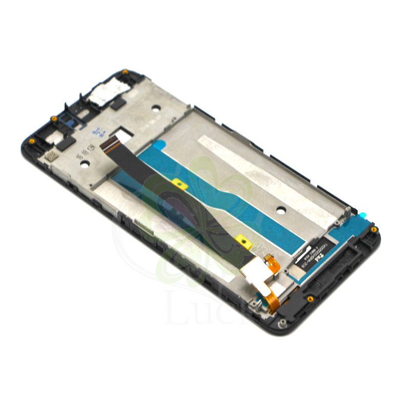 Image 5 - With frame For ZTE Blade A610 LCD Display Touch Screen HD Digitizer Assembly For ZTE Blade A610/A241 Version 318 Version Lcd-in Mobile Phone LCD Screens from Cellphones & Telecommunications