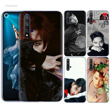 EXO D.O Case for Huawei Honor 8X 8C 8 9 10 20 Play 8A lite Pro V20 Y9 Y7 Y6 Y5 Prime 2018 2019 Silicone Luxury Fundas Phone Bags(China)