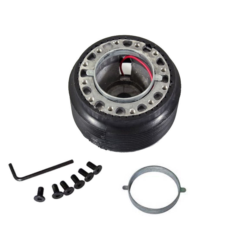 BOSS KIT STEERING WHEEL HUB ADAPTER for Mitsubishi Eclipse/ Eclipse Spyder 1989-2005