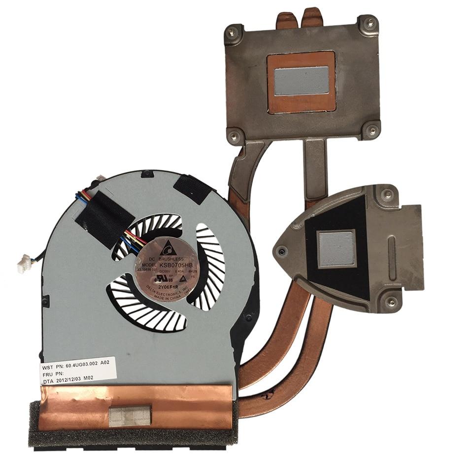 New Original Cooling Fan For Lenovo ThinkPad  E330 E335 Cooler Radiator 604UG03 cooing fan Free shipping wholesale