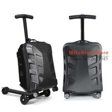 21 INCH 21# Transformers PC 20 scooter suitcase luggage and a landing chassis delivery #EC FREE SHIPPING