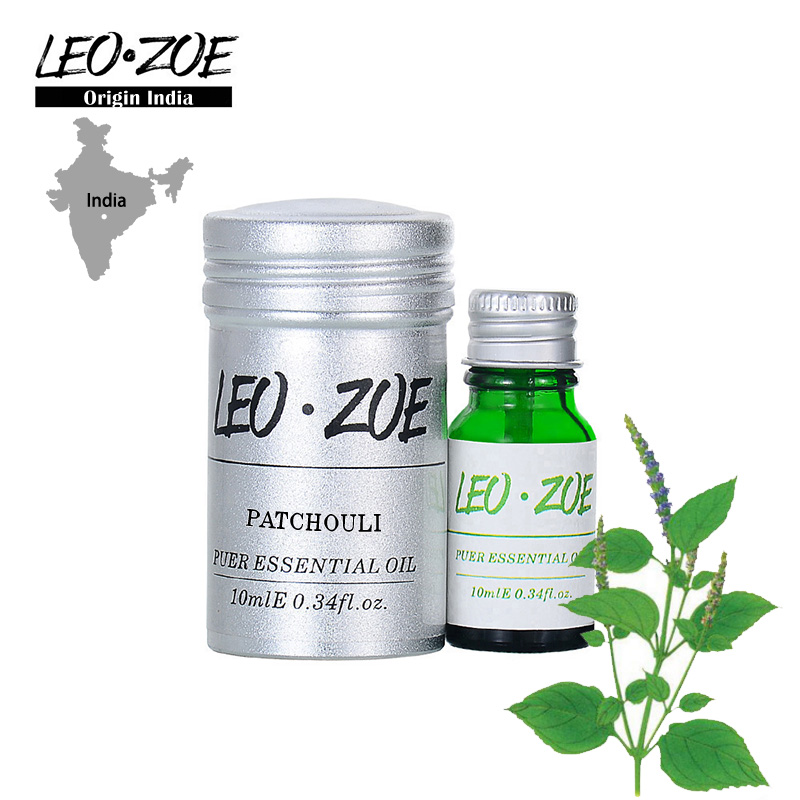 Leozoe Patchouli essential oil Certificate of origin India High quality Authentication Aromatherapy Patchouli oil l100ML плавки купальные женские roxy цвет белый темно синий erjx403559 wbb3 размер xs 40