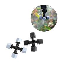 Home Misting Cooling System Micro Flow Dripper Spray Heads Nozzle