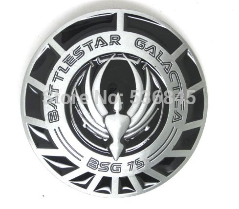 Battlestrar Galactica Belt Buckle