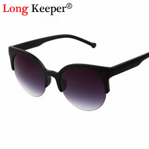778ec2e500a12 Long Keeper Round Sunglasses Glasses for Women cat eye
