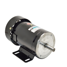 цены 220V permanent magnet DC motor 500W high power large torque motor 3000 turn high speed motor