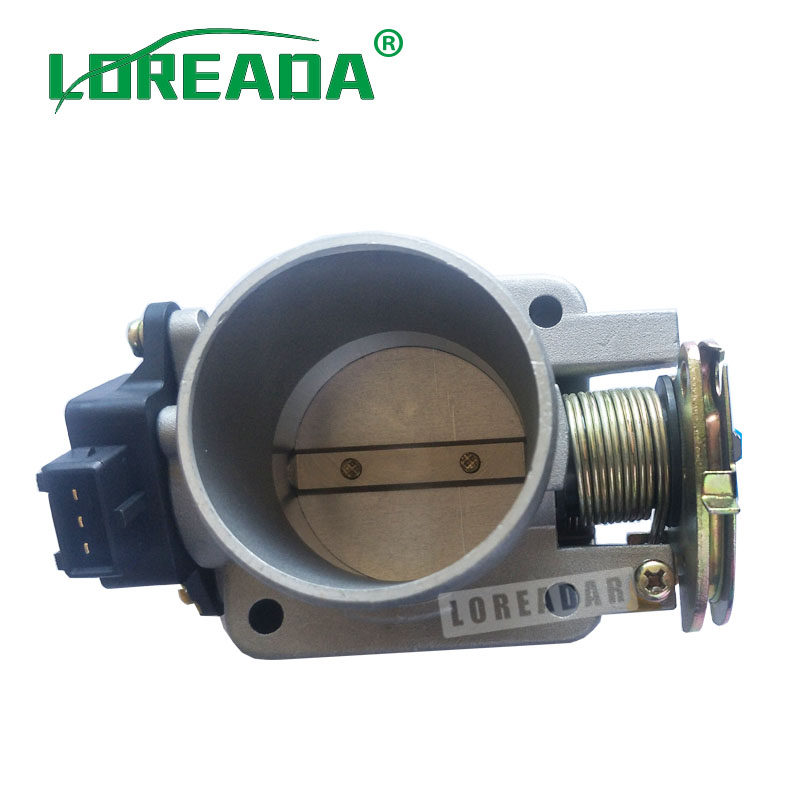 LOREADA Throttle Body for UAES system Engine Displacement FOTON 486 Bore  size 50mm Throttle valve assembly High Quality