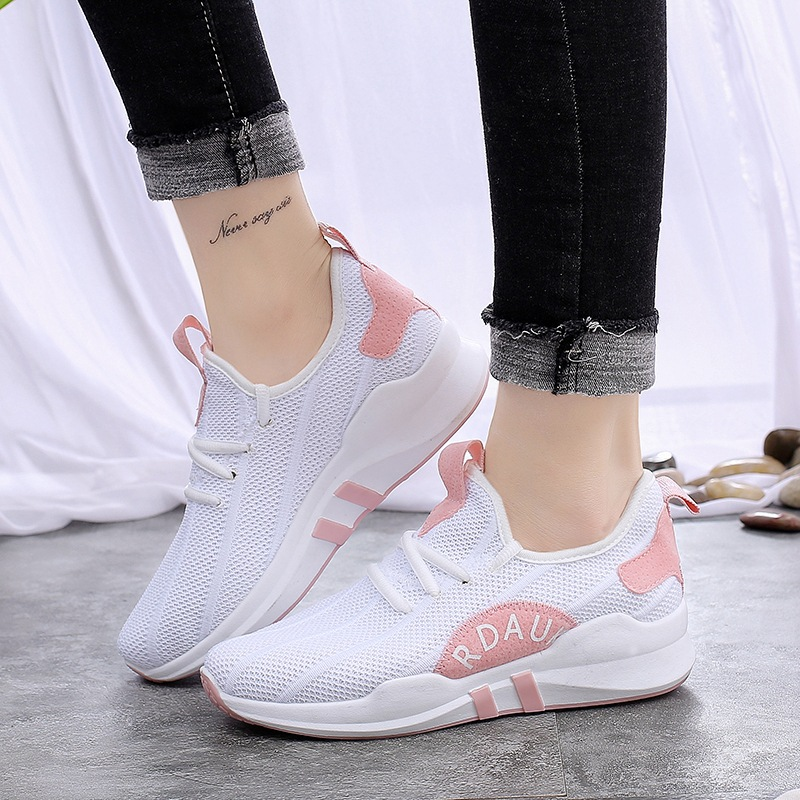 New Shoes Women Vulcanized Brand Womens Shoes Casual Sneakers Fashion Designer Shoes Lace Up Flats Women