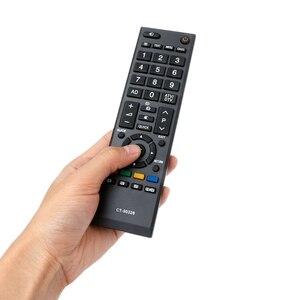 Image 5 - Akıllı LED TV için uzaktan kumanda TOSHIBA CT 90326 CT 90380 CT 90336 CT 90351 ev kullanımı