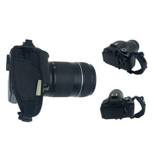 Image 2 - DSLRกล้องสายคล้องมือกล้องจับมือสายรัดข้อมือสำหรับNikon D7100 D5500 D5300 D3300 D610สำหรับCanon 550D 1100D Sony