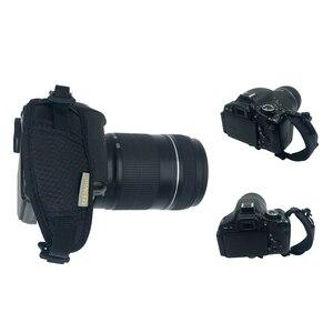 Image 2 - Máy Ảnh DSLR Tay Strap Máy Ảnh Hand Grip Wrist Strap cho Nikon D7100 D5500 D5300 D3300 D610 cho Canon 550D 1100D Sony
