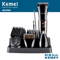 Kemei590A 7-in-1 multifunction rechargeable Grooming Beard Hair Shaver  Men's Razor Trimmer Kit