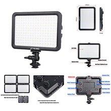 Мини светодиодный видео приглушить свет панели фото Освещение для DSLR Камера затемнения лампы для Canon Nikon Sony видеокамера DV DSLR youtube
