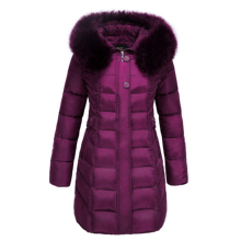 Women Parkas 2017 New Winter Thick Long Jackets Ladies Faxu Fur Collar Hooded Warm Cotton Coat Plus Size 5XL Female Outerwear