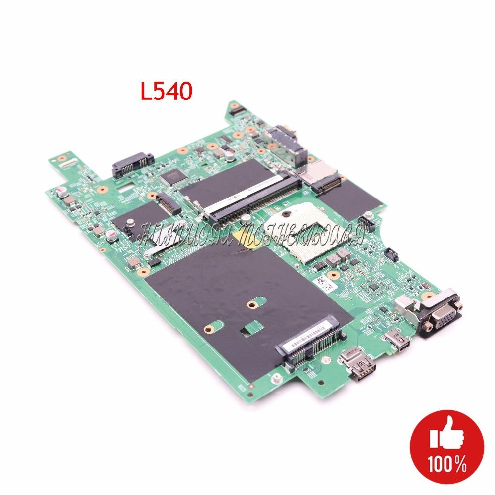 48.4LH03.021 FRU 00HN475 00HM562 04X2034 00HM552 Main board For lenovo thinkpad L540 Laptop Motherboard 15.6 GMA HD 4600 DDR3 la 7982p laptop motherboard for lenovo g580 p580 p585l main board hm76 gma hd ddr3