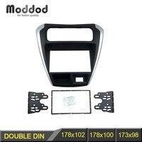 Double Din Fascia for 2014 Suzuki Alto 800 Radio DVD Stereo CD Panel Dash Mounting Installation Trim Kit Face Frame Bezel