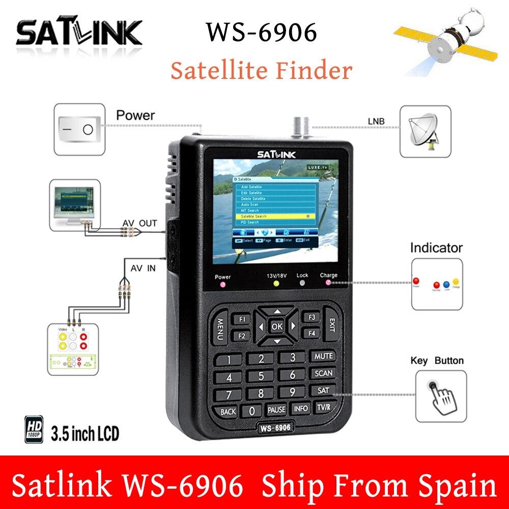 купить SATXTREM Satlink WS-6906 3.5