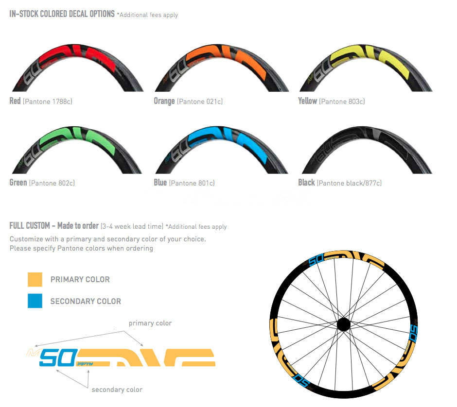 New customization DH AM 650B 27.5er MOUNTAIN BIKE CARBON WHEELSET 29er Tubeless Asymmetry Carbon MTB Wheels