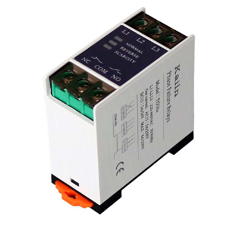 3 Phase 50Hz/60Hz Phase Failure Loss Sequence Voltage Protector Relay tp760 765 hz d7 0 1221a