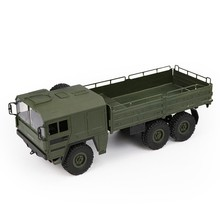 JJRC Q64 1:16 6WD remote control military truck suspension off road vehicle rc  car off road climbing car