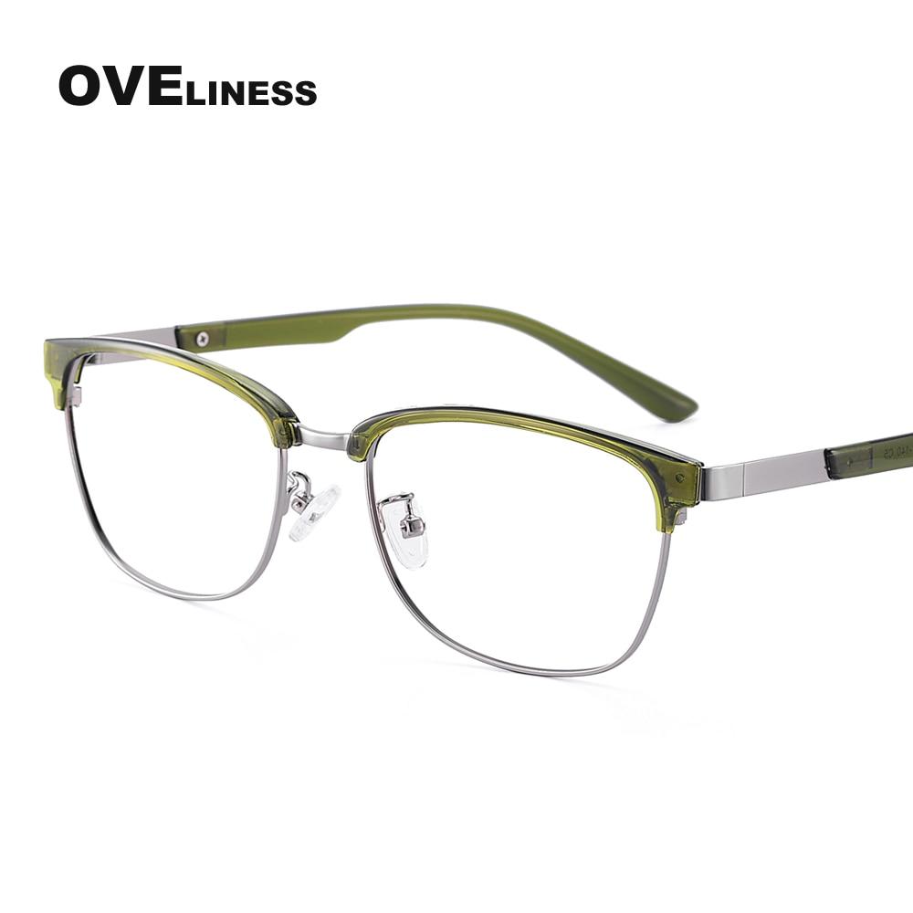 The Classical Metal Optical Frame full rim Movie Stars Favourite Eyewear Computer Glasses Vintage Myopia Glasses Frame oculos