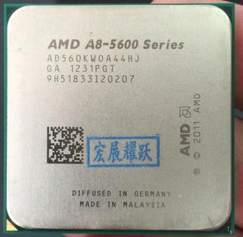 Komputer stancjonarny AMD a-series APU X4 A8-5600K A8 5600K FM2 czterordzeniowy procesor 100% działa poprawnie procesor pulpitu
