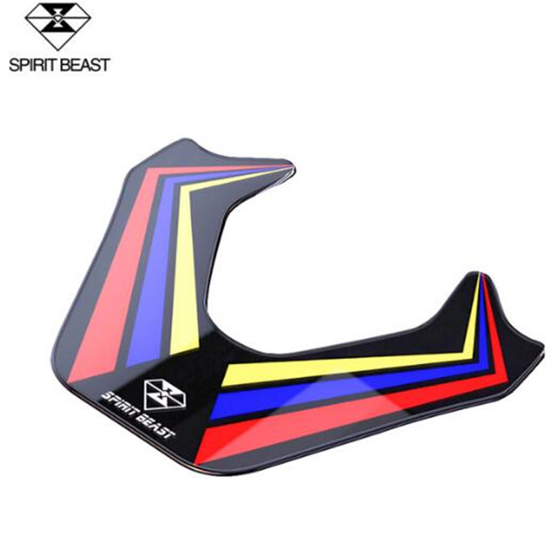 SPIRIT BEAST Motorcycle Modified Styling Cool Stickers Personalized Waterproof Decals Motor Sticker For Spring NK150