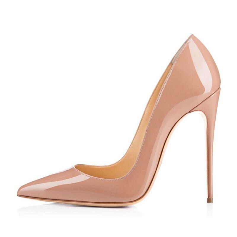 Kim Kardashian Stilettos Shoes Women Nude Red Black Bottom So Kate Woman Dress Wedding Party High Heels Pumps Plus Size 33-42 romyed bridals wedding shoes kim kardashian pumps superstar shoes top quality flowers evening christian shoes size 4 16 shofoo