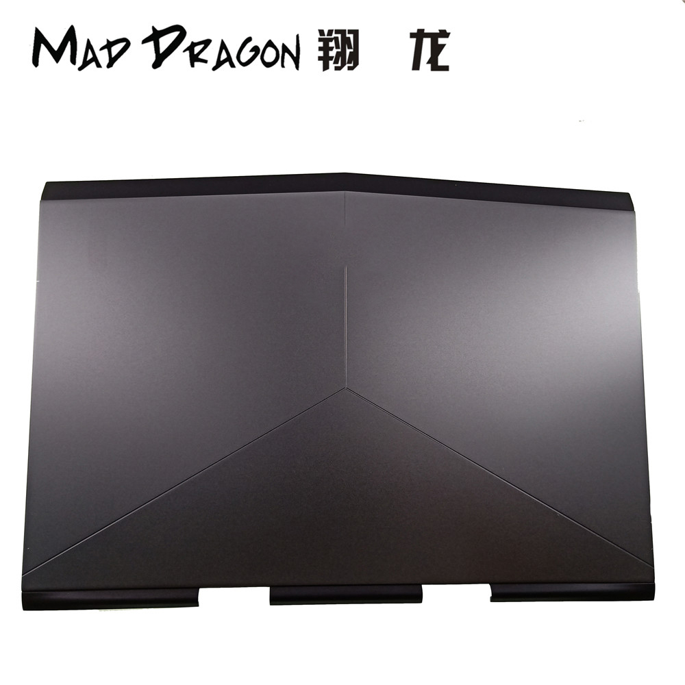 MAD DRAGON Brand Laptop NEW LCD Rear Cover Top Shell Screen Lid For Dell ALIENWARE 15 R3 R4 ALW15 R3 R4 AMJM000910 01D998 1D998 69wh genuine laptop battery for dell alienware 14 a14 m14x r3 r4 g05yj 0g05yj y3pn0 8x70t alw14d 5528 alw14d 1528 alw14d 4528