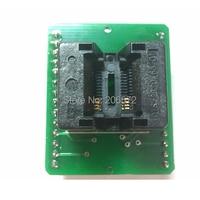 TSSOP8 to DIP8/SSOP8 IC test block/adapter/test bench/Burn-in