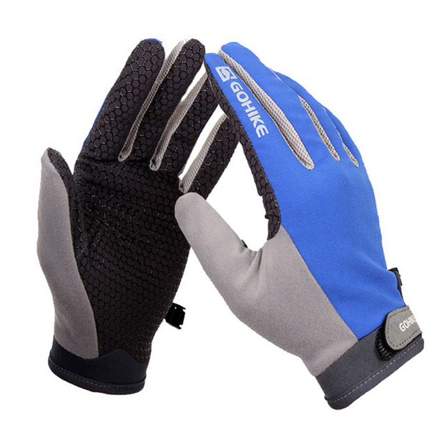 Equestrian Rider Gloves Breathable Men Women Child Horse Riding Gloves 3 Colors Size S/M/L/XL