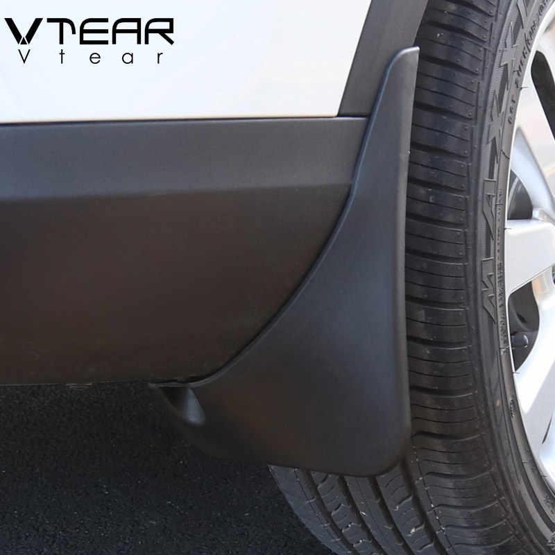 Vtear dla Suzuki Grand Vitara błotniki nadkola mud klapy pokrywa zewnętrzne samochodów stylizacji elementy dekoracyjne akcesoria 16-19