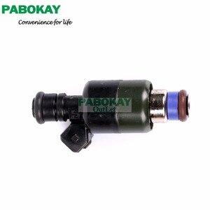 Image 2 - 4 pieces x Fuel injector For DAEWOO Nexia Lanos Espero Nubira 1.5 1.6 16V 17109450 FJ10624 11B1 251740240